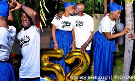 Couple Celebrates 52 Years Of Marriage