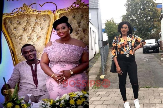 Lady marries new husband 5 months after her 'husband' was jailed for allegedly shooting sugar daddy dead