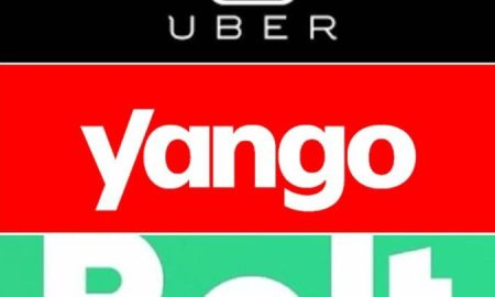New Charges For Uber Bolt And Yango Cars