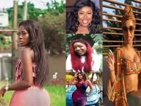 Fella Makafui, Ghanaian celebrities,