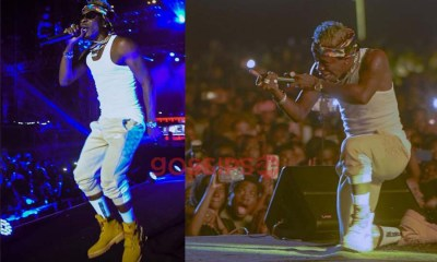 Shatta Wale, Shatta Wale coronavirus, Shatta Wale promises to quit miming and do more live band performances like Stonebwoy