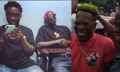 Shatta Wale refuses to perform at a concert because Kweku Smoke performed before him - Close source reveals 5
