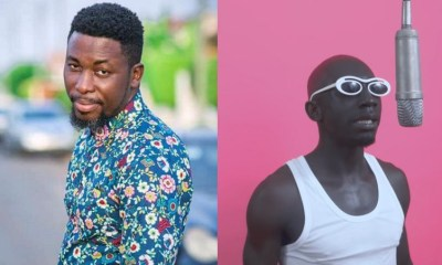 Don't change your style of Singing - Kwame APlus advises Bosom P-Yung 11