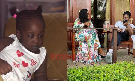 Stonebwoy daughter, Stonebwoy, Dr Louisa,
