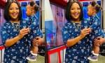 Nana Ama McBrown climax Baby Maxin's birthday on UTV