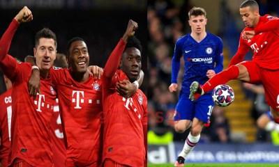 Bayern Munich defeat Chelsea