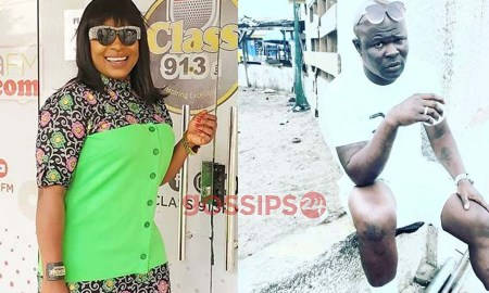 Gloria Sarfo and Bukom Banku