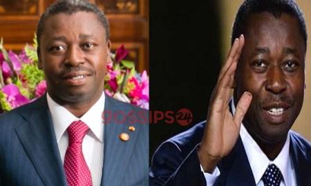 Faure Gnassingbé re-election