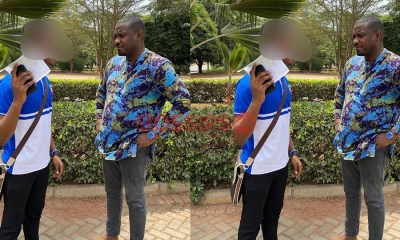 John Dumelo pays the school fees of 50 Legon students
