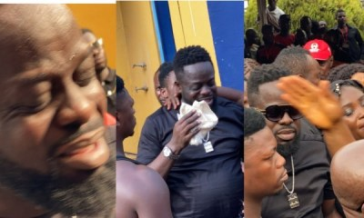 'I'm not Responsible for the death of my brother' – Ofori Amponsah sheds tears at Kofi B's one-week celebration (VIDEO) 2