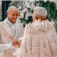South African Gay couple, Somizi & Mohale Wed each other in Expensive white wedding (Photos) 14
