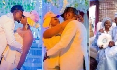 Lady thanks her husband for marrying her even after she cheated on him 1