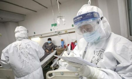 2000 infected with Coronavirus in South Korea