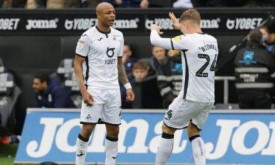 Dede Ayew scores his 11th League goal of the season 3