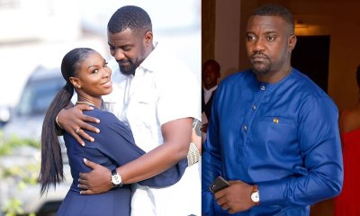 John Dumelo's wife, Gifty, shares Loved-Up photos with hubby to celebrate his 35th birthday 5