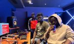 Sarkodie flies MOG and Possigee to UK, Sarkodie, Possigee, MOG,