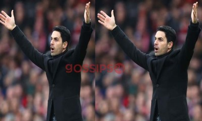 Arsenal manager Mikel Arteta tests positive for coronavirus