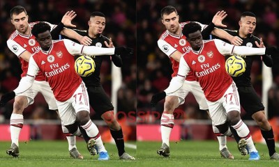 Manchester City and Arsenal