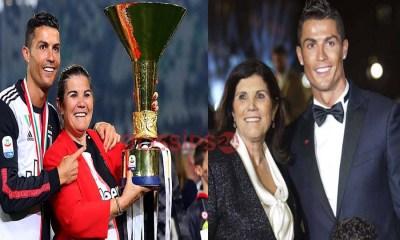 Cristiano Ronaldo's mother