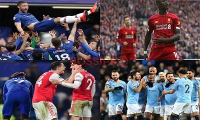 Premier League suspension extended, English Premiere League