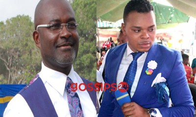 Kennedy Agyapong drops Angel Obinim's bedroom video, Kennedy Agyapong and Obinim