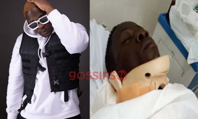 Medikal abandons fan who got seriously injured and now paralyzed after attending his Sowutuom concert, Medikal abandons fan who is seriously injured and paralyzed after attending his Sowutuom concert