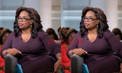 Oprah Winfrey denies being arrested for sex trafficking