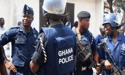 5 thieves arrested at Kumasi yam market amid lockdown 1