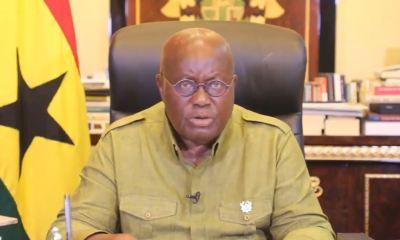 President Akufo-Addo, Ghana records first coronavirus recovery
