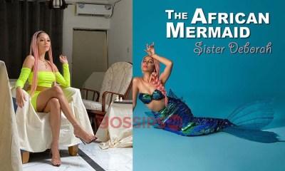 Download Sister Derby - The African Mermaid EP