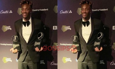 Tammy Abraham named Premier League Player of the Year