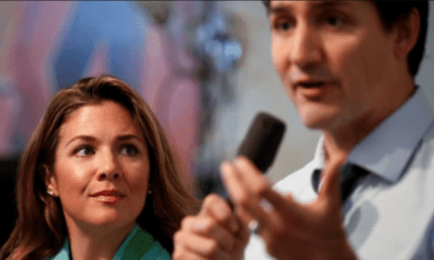 Canadian Prime Minister Justin Trudeau and wife, Sophie