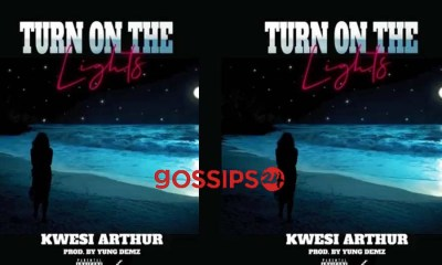 Kwesi Arthur – Turn On The Lights