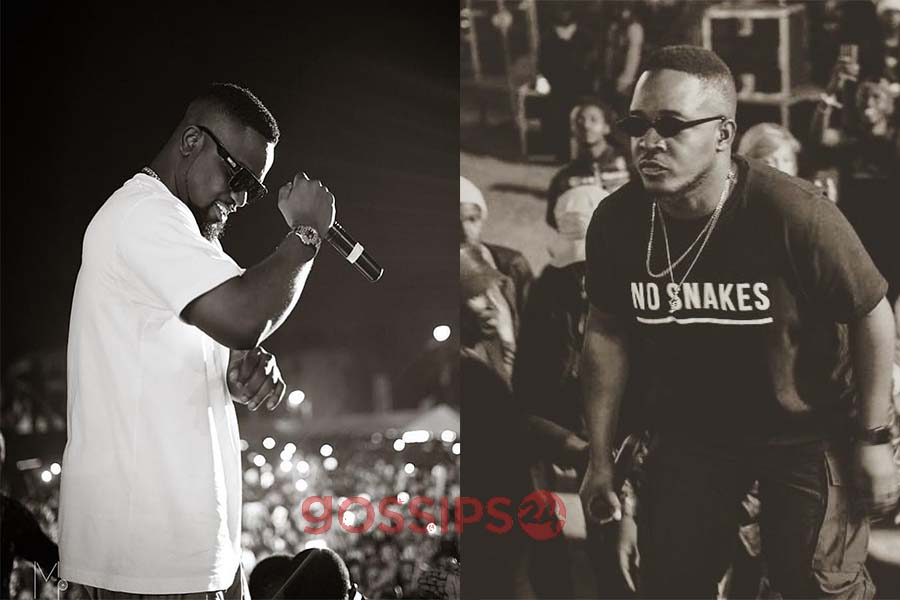 Sarkodie and M.i to contest in a rap battle