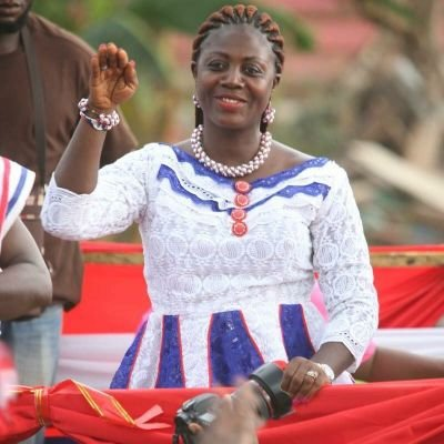 """I wept on my first day in Parliament"" – Hairdresser turned MP, Ama Sey reveals 1"