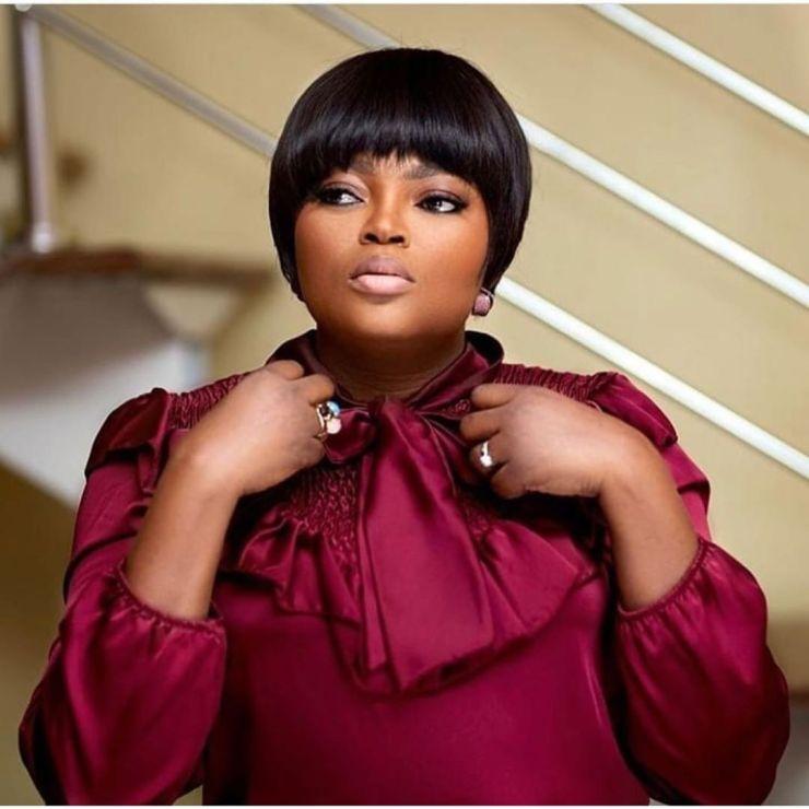 Funke Akindele schools blogger who compared her to Genevieve Nnaji