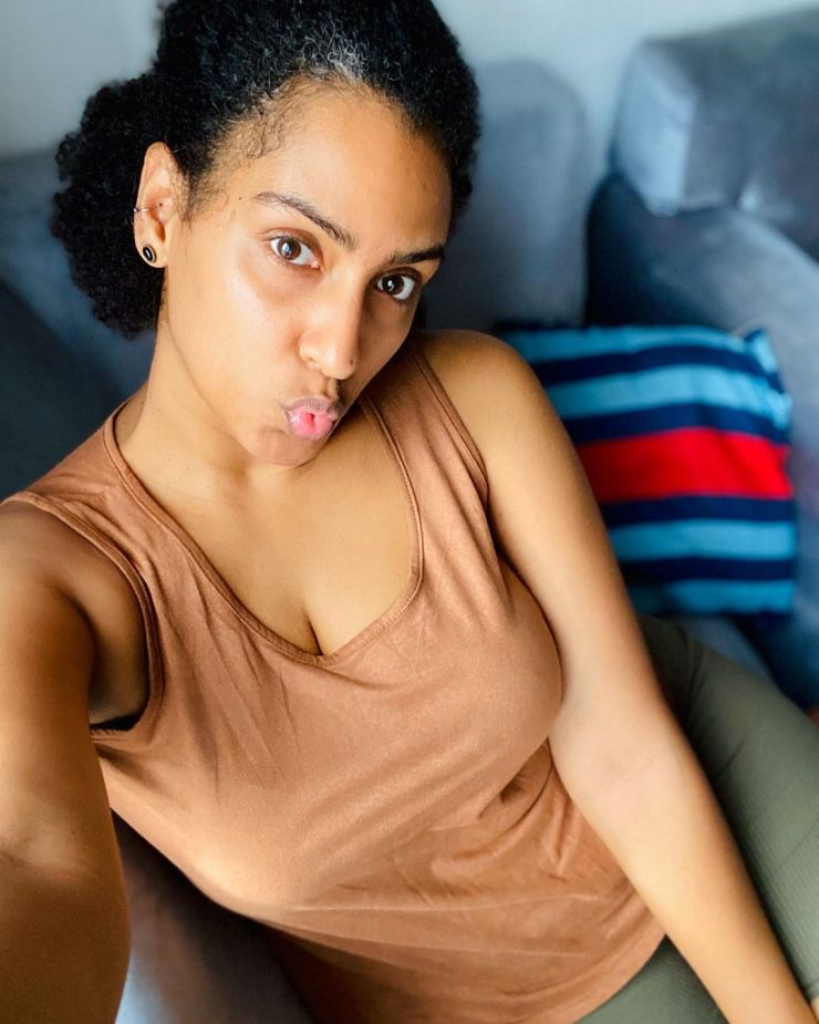 Juliet Ibrahim twerks