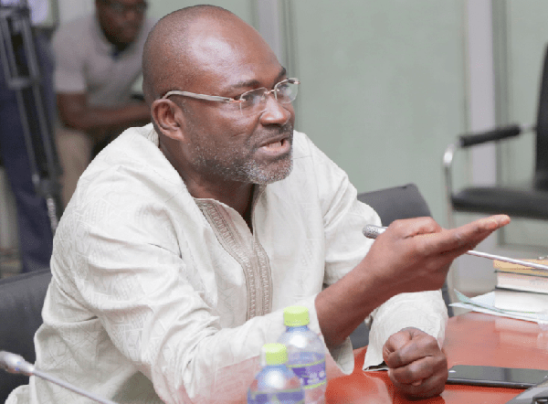 I don't fear for my life – Kennedy Agyapong 1
