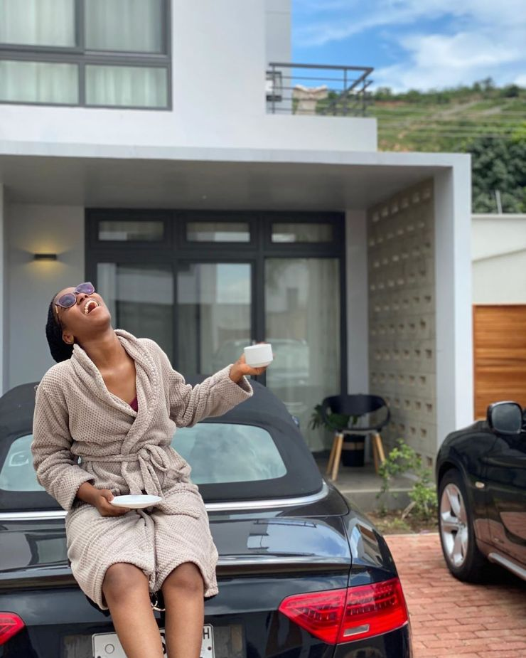 Mzvee Flaunts Her luxury Cars And Multi - Million Dollar Mansion For The First Time (Photos) 2