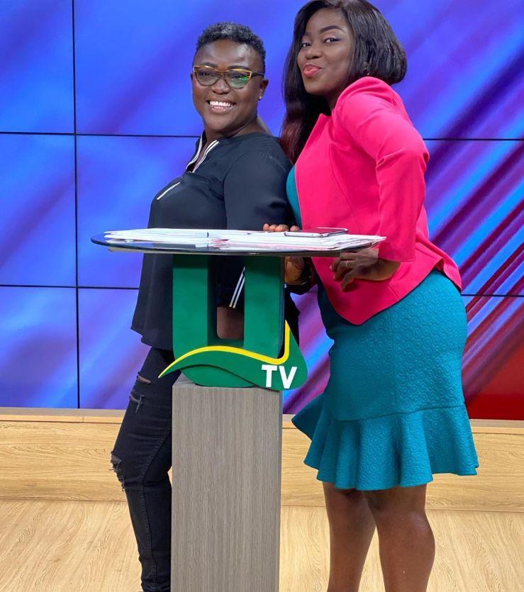 Tv Presenter, Nana Yaa Brefo, now a presenter at UTV? (photos) 1