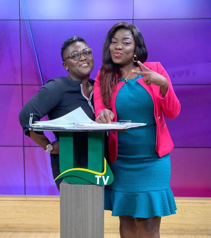 Tv Presenter, Nana Yaa Brefo, now a presenter at UTV? (photos) 2
