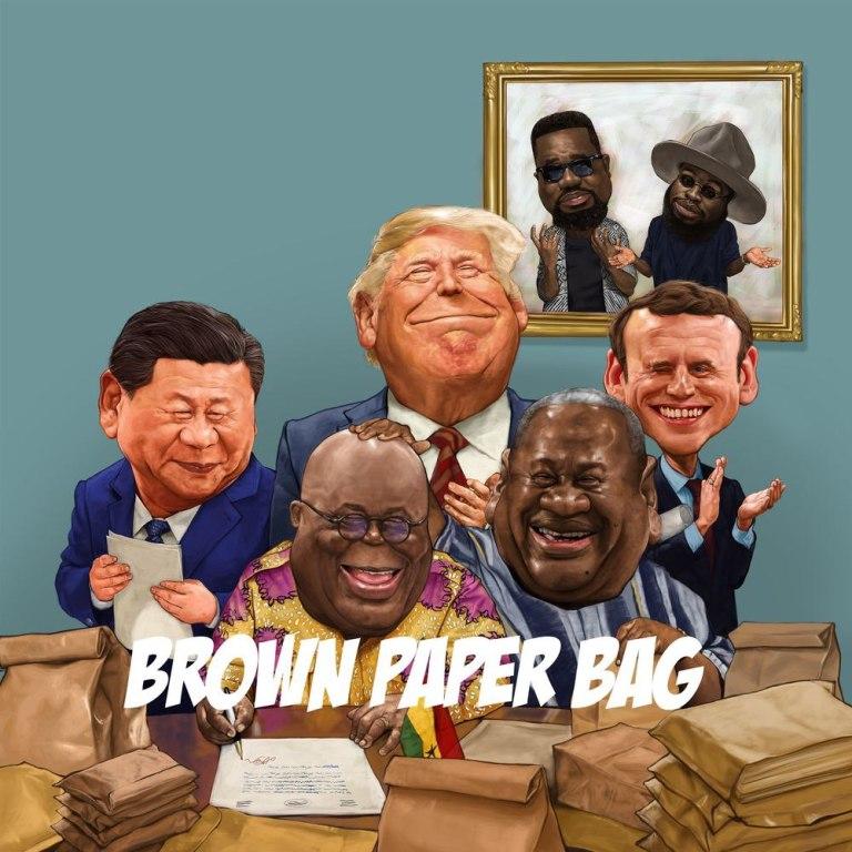 Sarkodie ft Manifest – Brown Paper Bag Lyrics