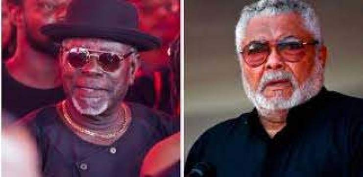 """President Rawlings had a magnetic personality"""" – Fred Amugi   MzGeeGh"""