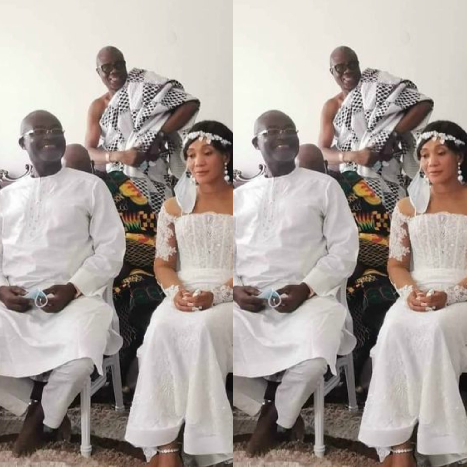 Exclusive: Hon Kennedy Agyapong marries his 3rd wife in a traditional  setting