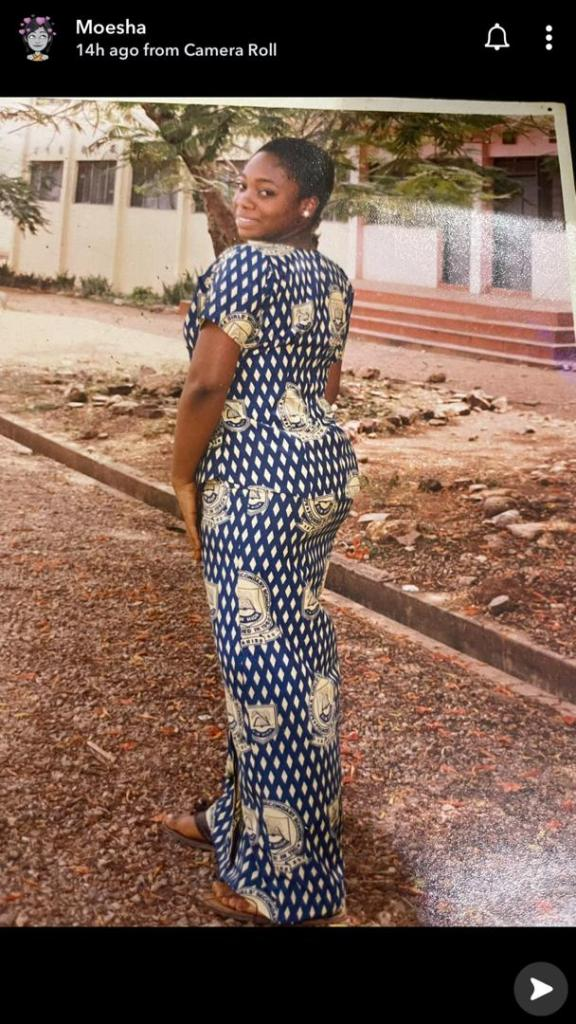Moesha Boduong Drops Five Throwback Photos To Prove She Is Naturally Beautiful 5