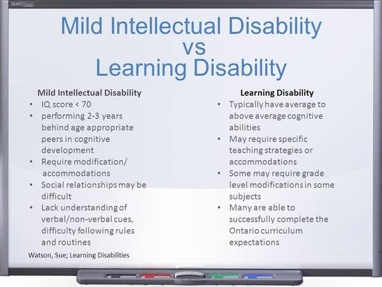 11 Facts About Intellectual Disability