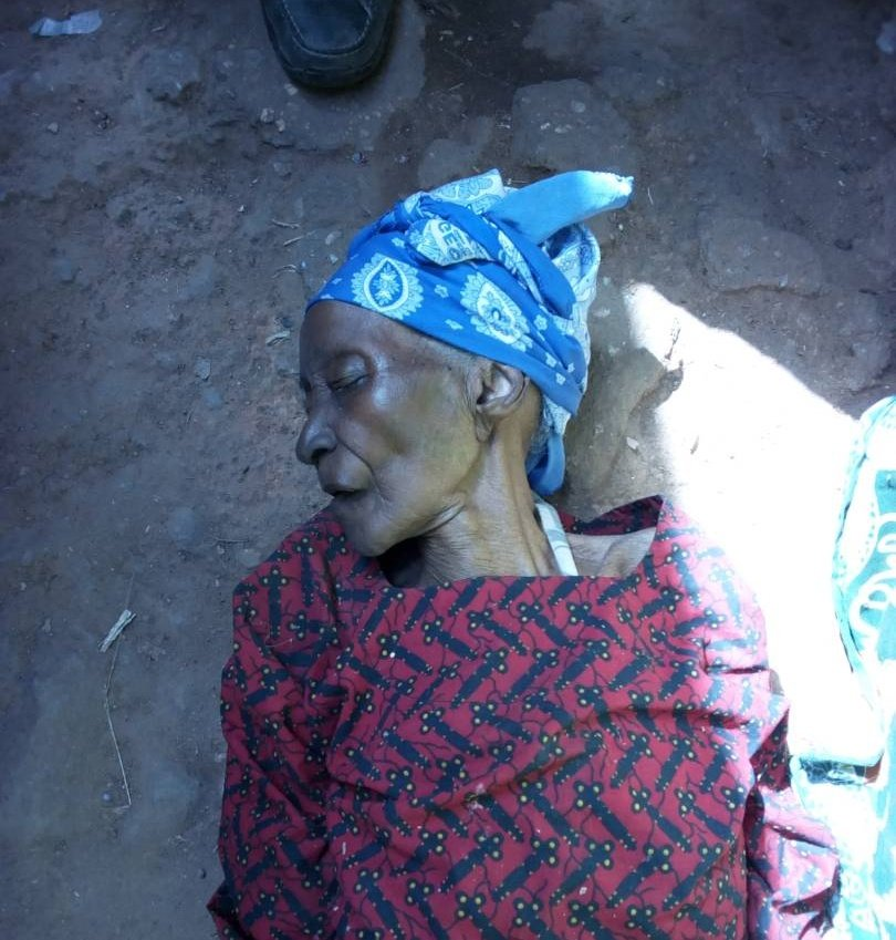 old woman used for ritual in ondo state