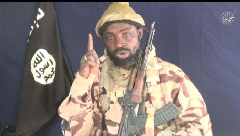 Abubakar Shekau, Leader Of Boko Haram Cries Out For Protection