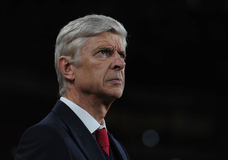 Wenger Says Ronaldo And Messi's Time