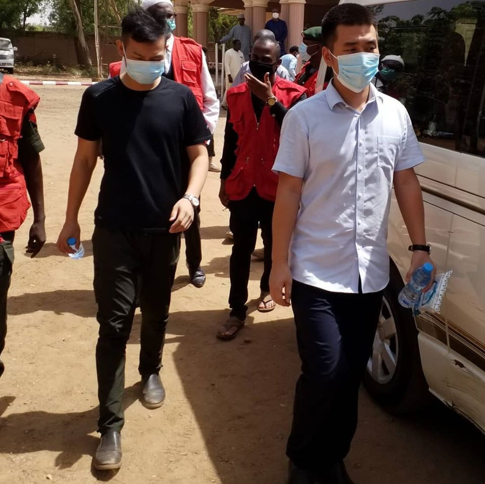 Two Chinese Nationals Arrested For Trying To Bribe EFCC Top Officer With N100m Arraigned In Court